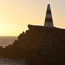 The Obelisk, Robe South Australia by Sprinkla