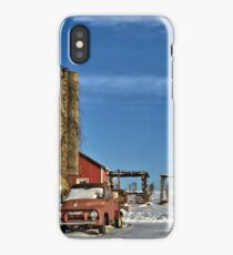 Townsend Winery iPhone Case/Skin
