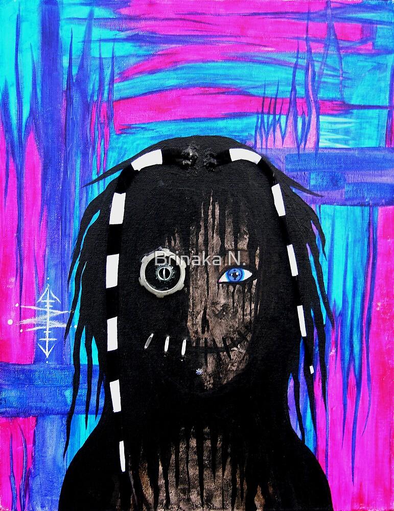 Thys is Me by Brinaka N.