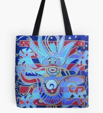 The Heavenly Dragon of Creativity Tote Bag