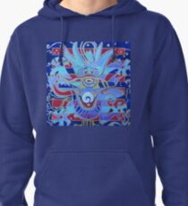 The Heavenly Dragon of Creativity Pullover Hoodie