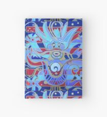 The Heavenly Dragon of Creativity Hardcover Journal