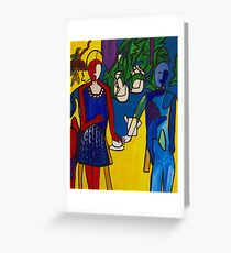 In Harmony Greeting Card