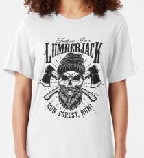 Funny Lumberjack Quotes Gifts & Merchandise | Redbubble