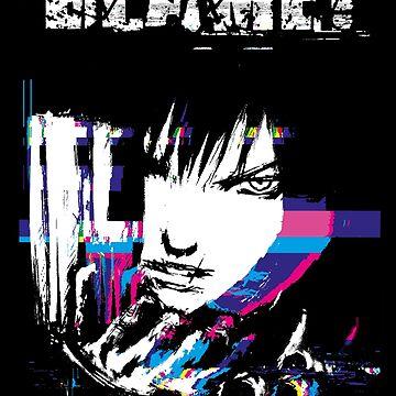 BLAME! - Glitch by YoungZer0