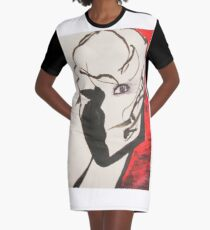 Craving For You Graphic T-Shirt Dress