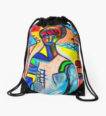Festivals Drawstring Bag