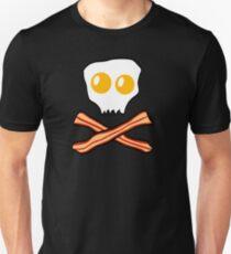 Egg Bacon Skull - T-shirt Unisex T-Shirt