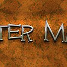 Monster Mansion logo by gregvanderLeun