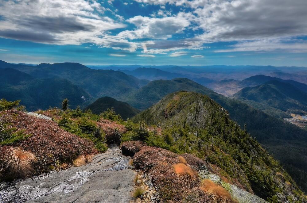 The Adirondack High Peaks, New York. by mattmacpherson