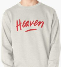 Heaven (Red) Pullover
