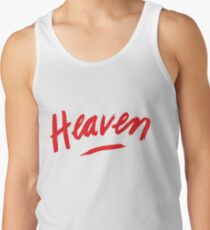 Heaven (Red) Men's Tank Top
