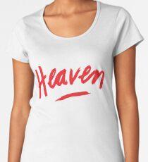 Heaven (Red) Women's Premium T-Shirt