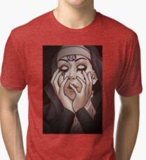 Demonic Possession Tri-blend T-Shirt