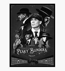 Peaky Blinders Photographic Print