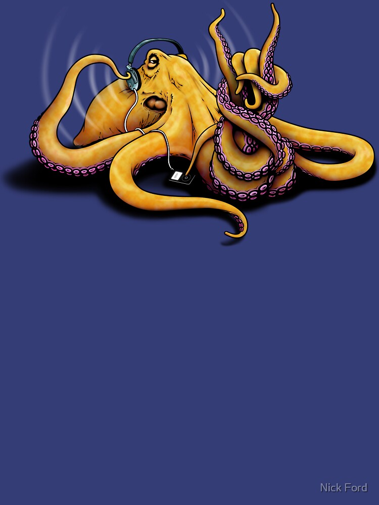 Hard Roctopus by nickford