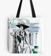 Lady Grantham Tote Bag