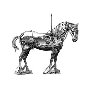 Plough Horse by paulbell