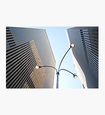 Corporate World Photographic Print