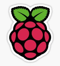 raspberry pi  Sticker
