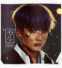 Jungkook Alter Ego Boyfriend by XXerru Poster