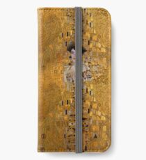 Klimt -  Woman in Gold - The Kiss iPhone Wallet/Case/Skin