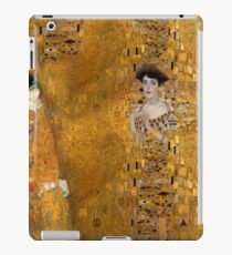 Klimt -  Woman in Gold - The Kiss iPad Case/Skin