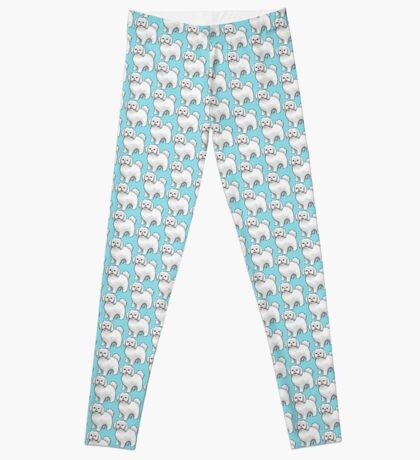 Maltese - Puppy Cut Leggings