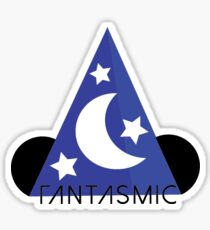 Fantasmic Sticker