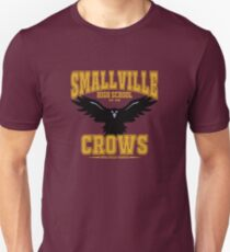 Smallville High: Home of the Crows Unisex T-Shirt