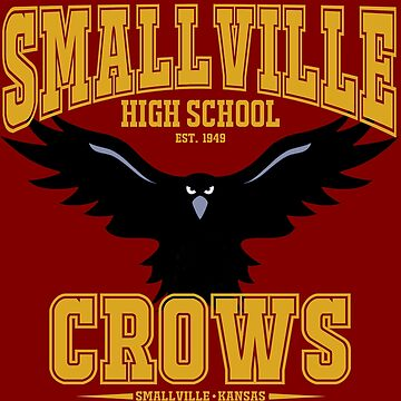Smallville High: Home of the Crows by xsnlrocks21x