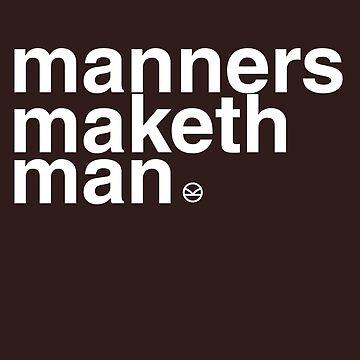Kingsman: Manners Maketh Man by coast-to-coast