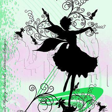 The Dancer by DarkenedMystery
