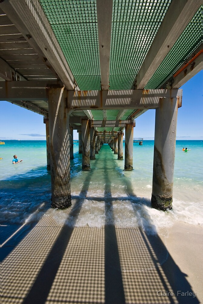 Under the Jetty by Claire  Farley