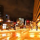 Garry Street Downtown by Geoffrey