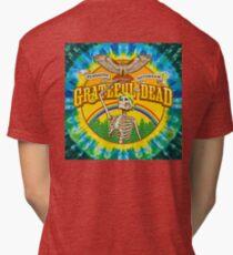 Grateful Dea Veneta Oregon Sunshine Daydream Tri-blend T-Shirt