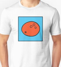 Orange Apparel- The Collection That Can Not Rhyme Unisex T-Shirt