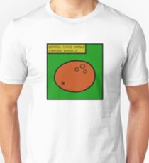 Orange Apparel- The Collection That Can Not Rhyme T-Shirt
