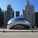 Cloud Gate by Elaine Li