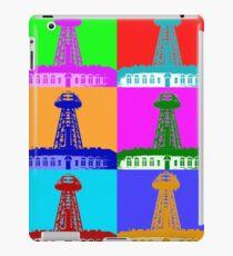 Funky Tesla Tower  iPad Case/Skin