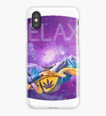 Relaxing Galaxy  iPhone Case/Skin
