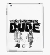 The Walking Dude iPad Case/Skin