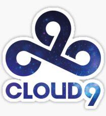 cloud9 Sticker