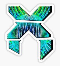 Psychedelic Excision Logo Sticker