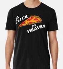 Mystische Pizza - Ein Stück Himmel Premium T-Shirt