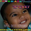 Strictly faces banner by khadhy