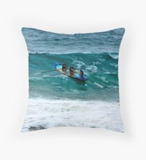Fairhaven SLSC Surf Carnival (3) Throw Pillow