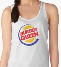Burger Queen Women's Tank Top