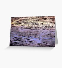 Magical Seagrasses Greeting Card