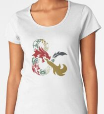 Dungeons & Dragons Women's Premium T-Shirt